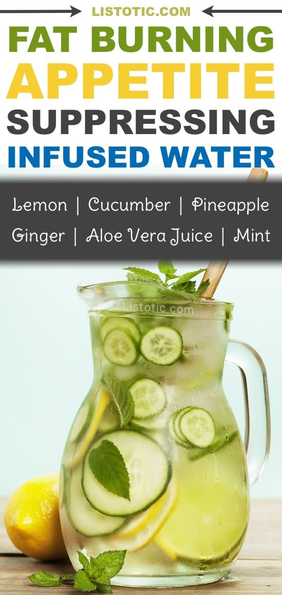 Green Tea Weight Loss Drink Detox Waters  The Ultimate Fat Burning Detox Water For Weight Loss