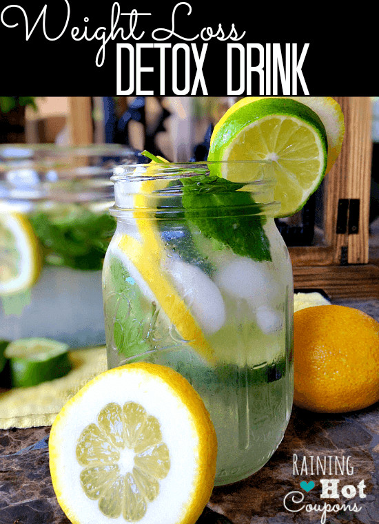 Green Tea Weight Loss Drink Detox Waters  Top 50 Detox Water Recipes for Rapid Weight Loss