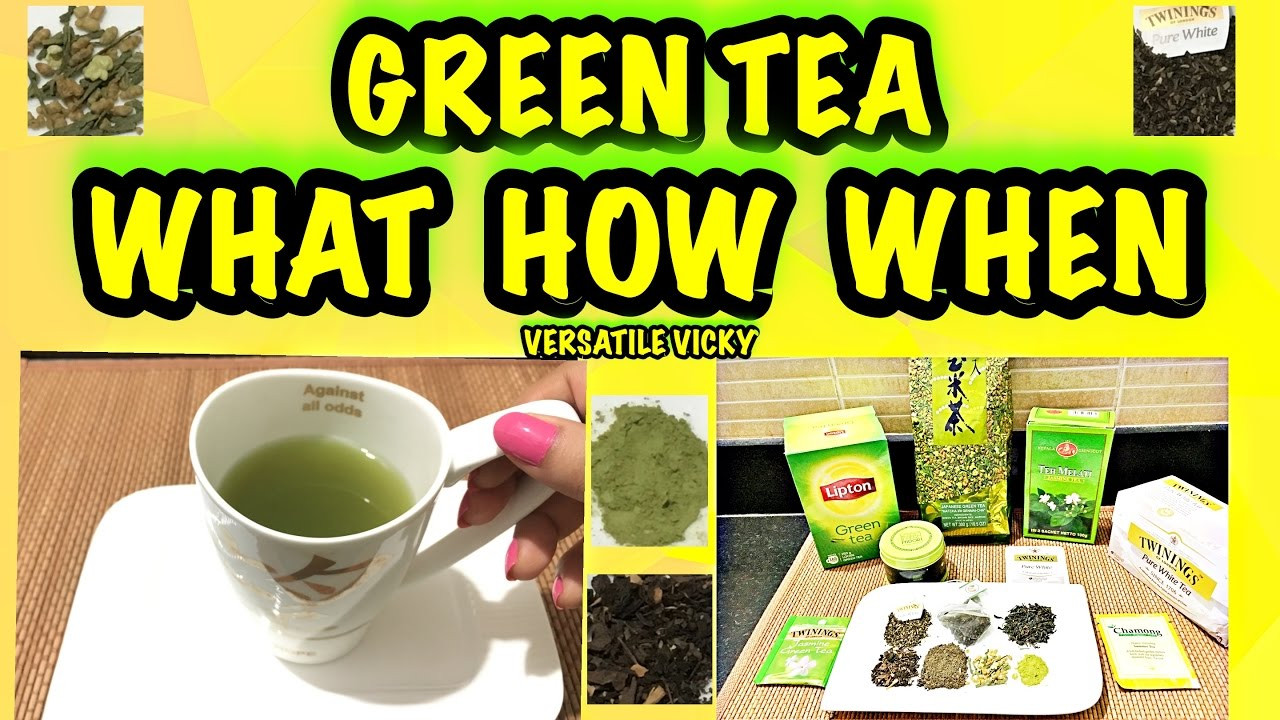 Green Tea Weight Loss Plan  The 6 Best Teas to Lose Weight and Belly Fat Does green