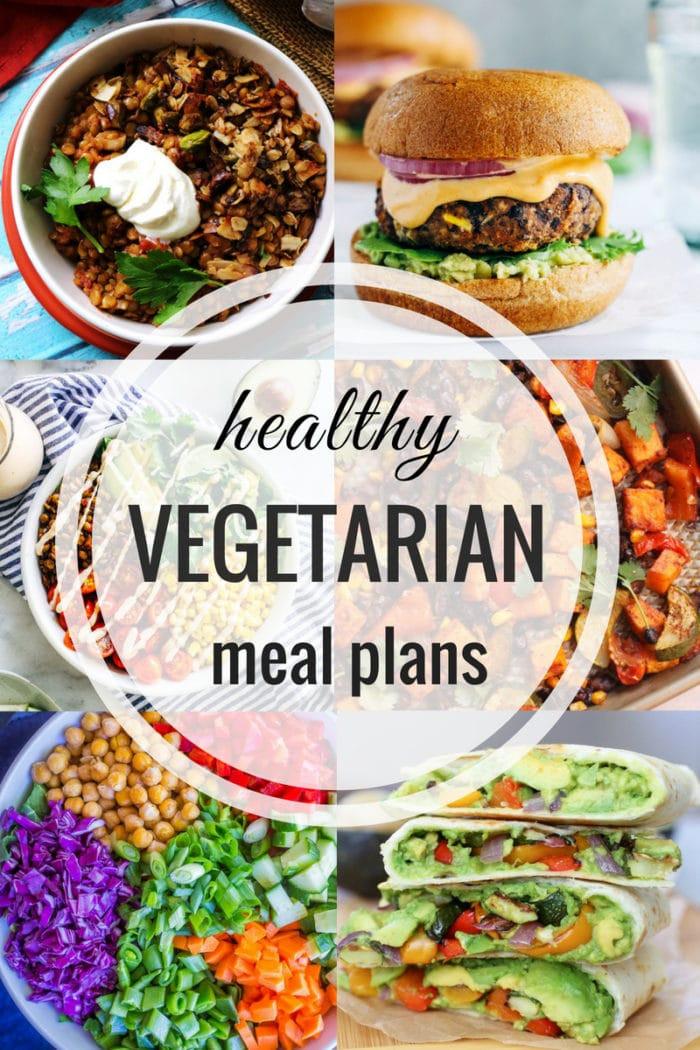 Healthy Vegan Plan  Healthy Ve arian Meal Plan Week 101 She Likes Food