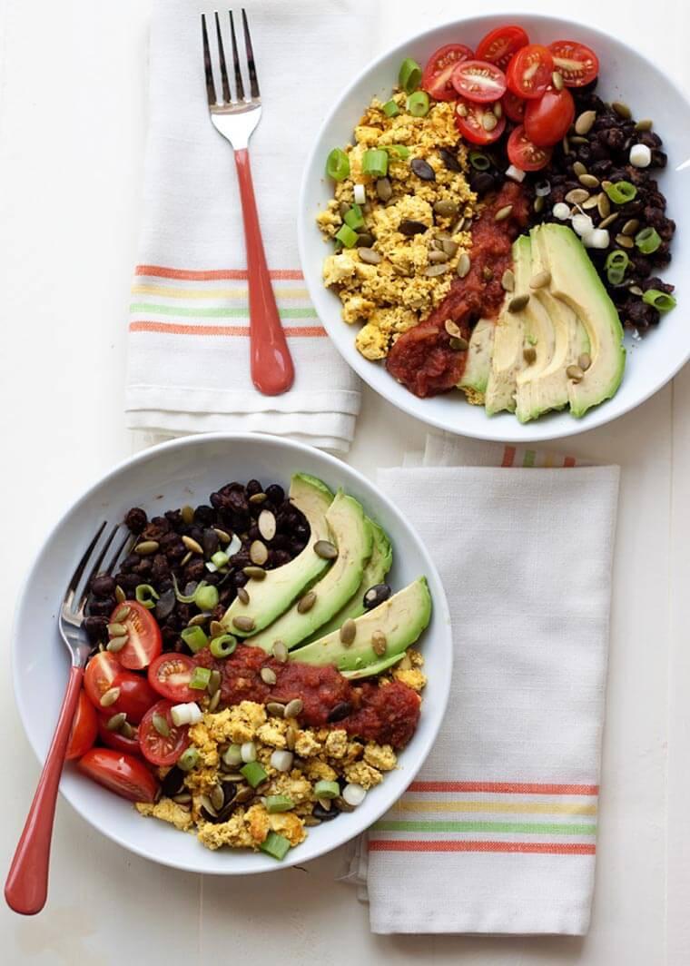 High Protein Vegan Breakfast  Best High Protein Vegan Breakfast Recipes from Healthy