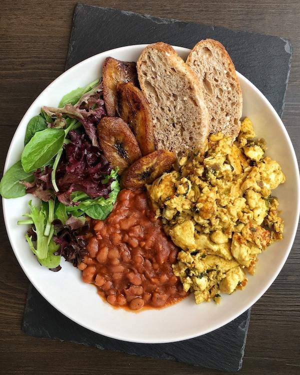 High Protein Vegan Breakfast  High Protein Vegan Breakfast Bowl