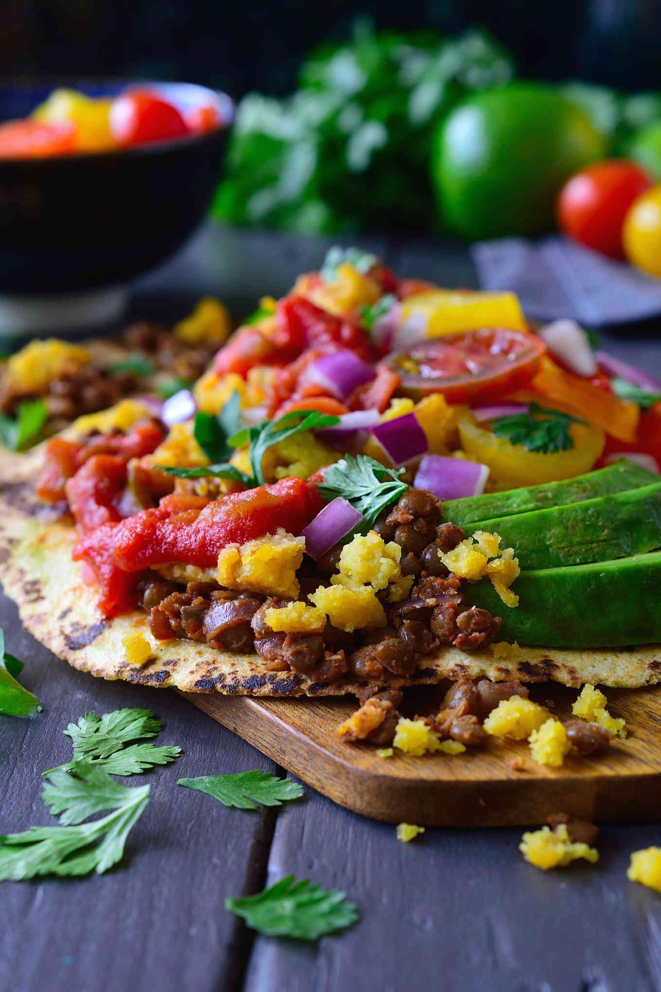 High Protein Vegan Breakfast  11 High Protein Breakfast Ideas GreenBlender