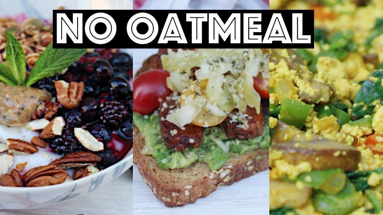 High Protein Vegan Breakfast  HIGH PROTEIN Vegan Breakfast Ideas