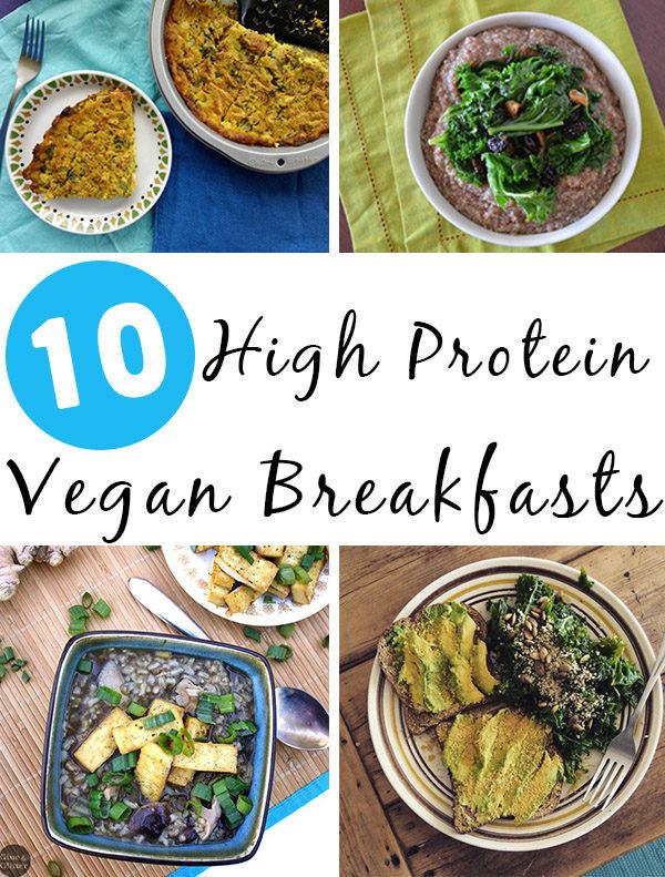 High Protein Vegan Breakfast  10 Vegan High Protein Breakfast Ideas – Eat Drink Better