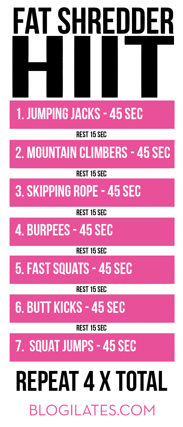 Hiit Fat Burning Workouts  24 Hour Fitness and the BEST HIIT TIMER EVER Get N Tips