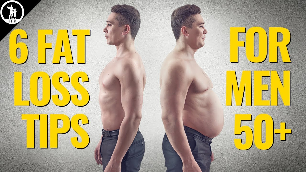 How To Lose Belly Fat For Men  The 6 Foundations for Men Over 50 to Lose Belly Fat