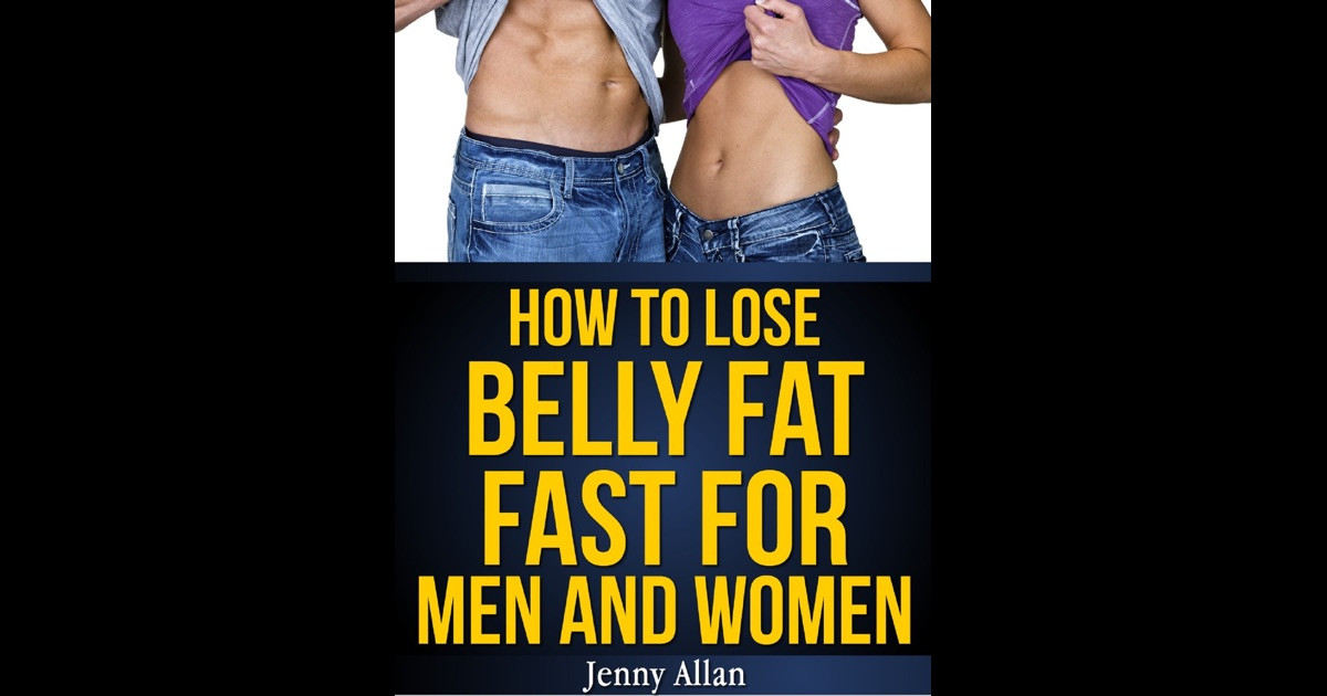 How To Lose Belly Fat For Men  How To Lose Belly Fat Fast For Men and Women by Jenny