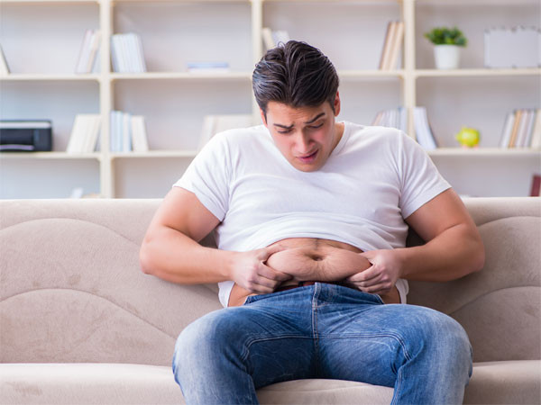 How To Lose Belly Fat For Men  Men Here's How You Can Lose Belly Fat Boldsky