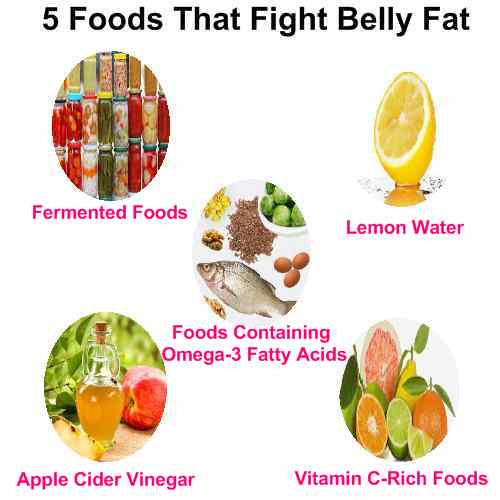 How To Lose Belly Fat For Women Diets  lose belly fat fast women 5 Foods That Fight Belly Fat