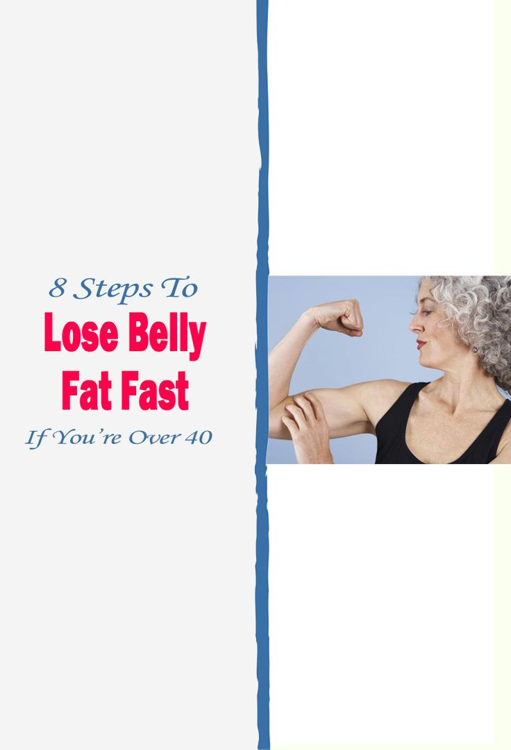 How To Lose Belly Fat For Women Over 40  68 best Healthy Fat Loss images on Pinterest