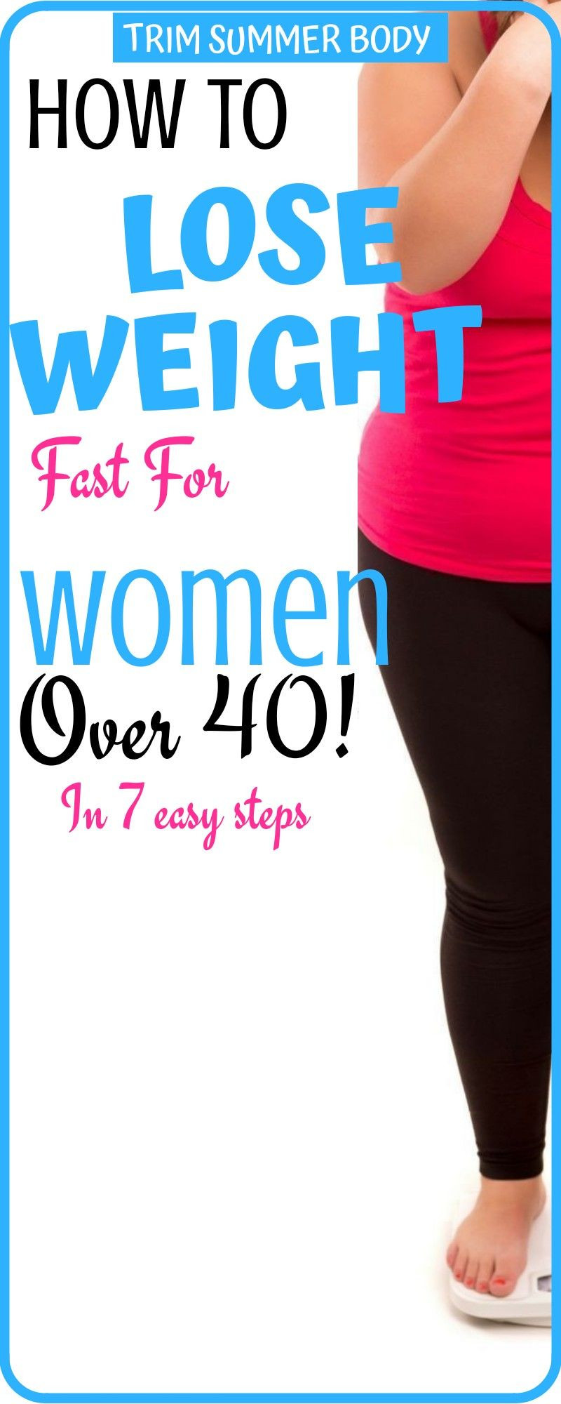 How To Lose Belly Fat For Women Over 40  how to lose weight for women over 40 fat burning weight