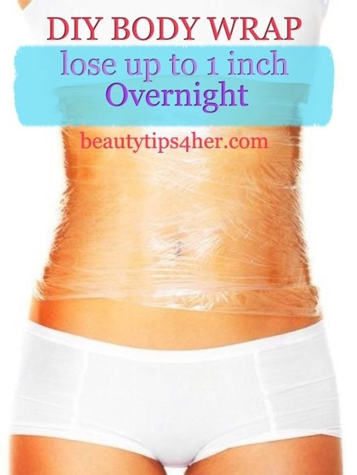 How To Lose Belly Fat Overnight Diy Body Wrap  34 DIY Body Wrap 47 Homemade Beauty Products for Top