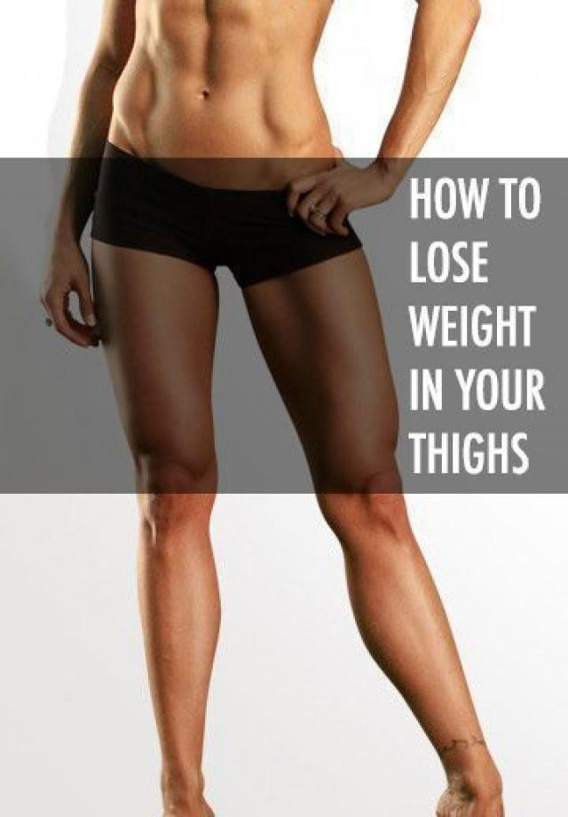 How To Lose Weight In Your Thighs  How To Lose Weight In Your Thighs Its Really Working