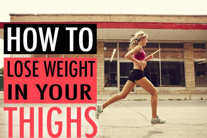 How To Lose Weight In Your Thighs  How to Lose Weight in Your Thighs