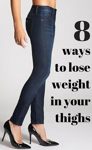 How To Lose Weight In Your Thighs  Get Fit Girls 8 Ways to Lose Weight in Your Thighs