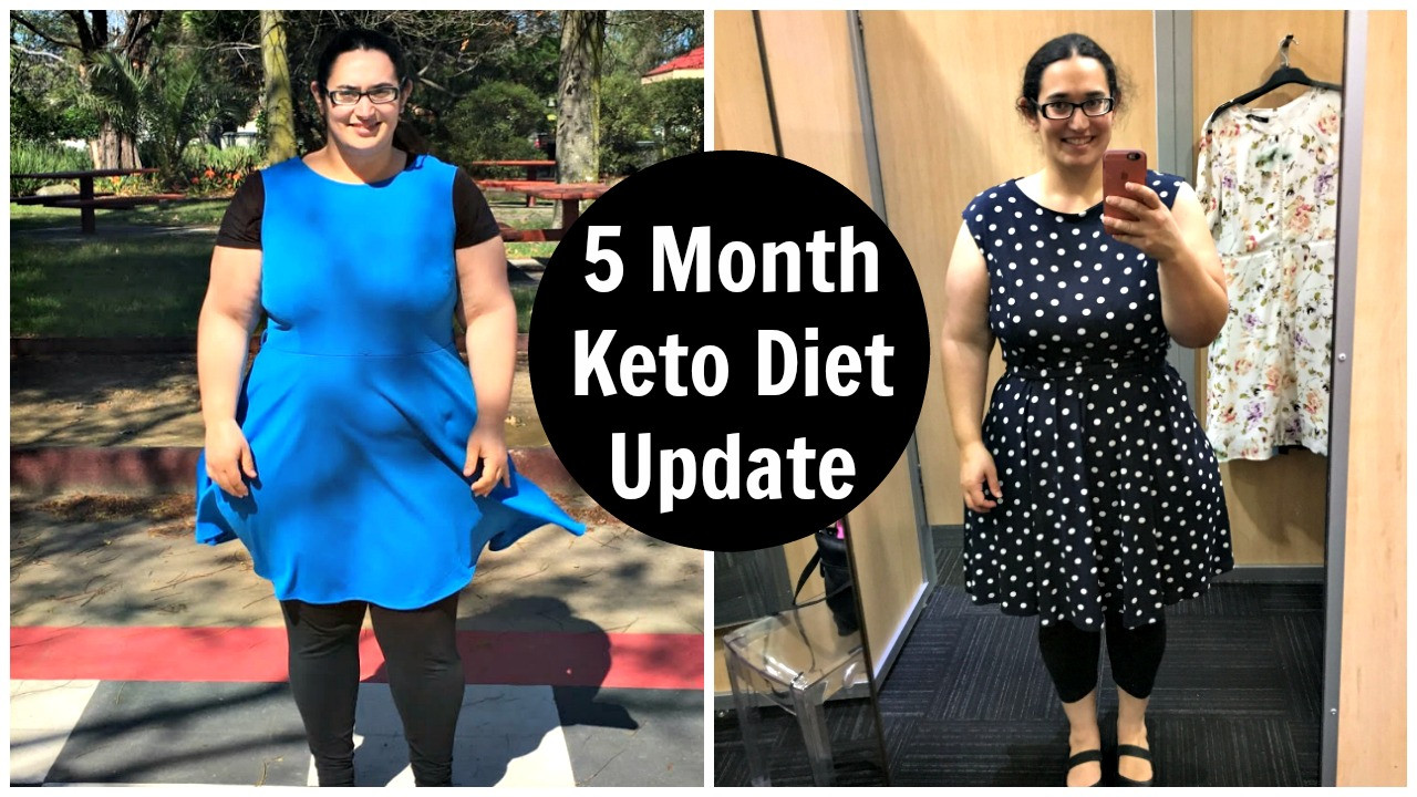 Ketosis Diet Before And After  5 Month Ketogenic Diet Results Update Before & After