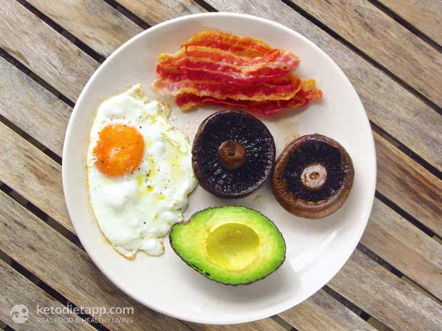 Ketosis Diet Breakfast  All Day Keto Breakfast