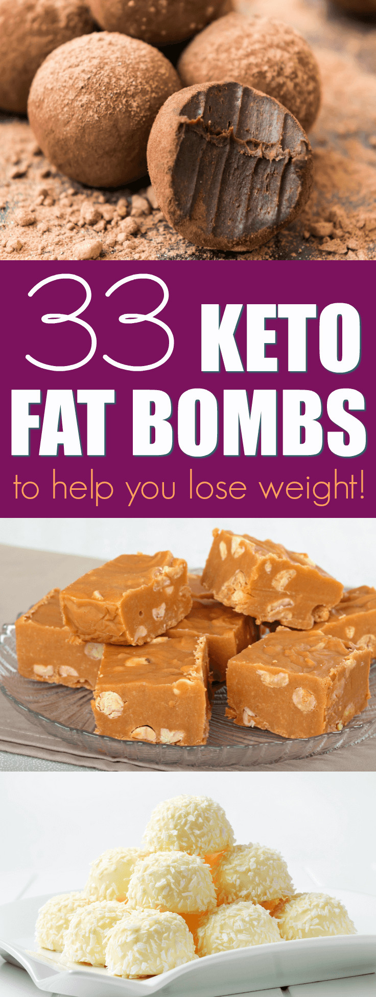 Ketosis Diet Fat Bombs  33 Must Try Fat Bombs for Keto or Low Carb Diets