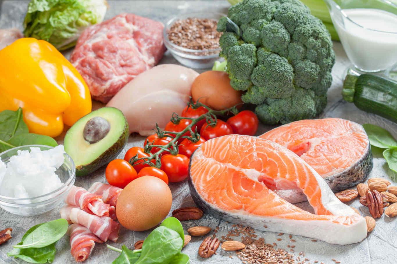 Ketosis Diet Foods  Ketogenic Diet