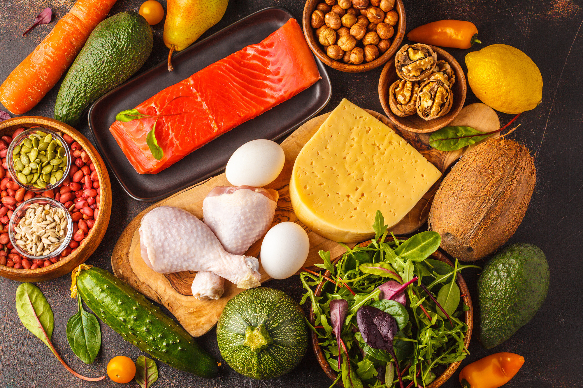 Ketosis Diet Foods  The 10 Best Keto Diet Foods For Your Meal Plan