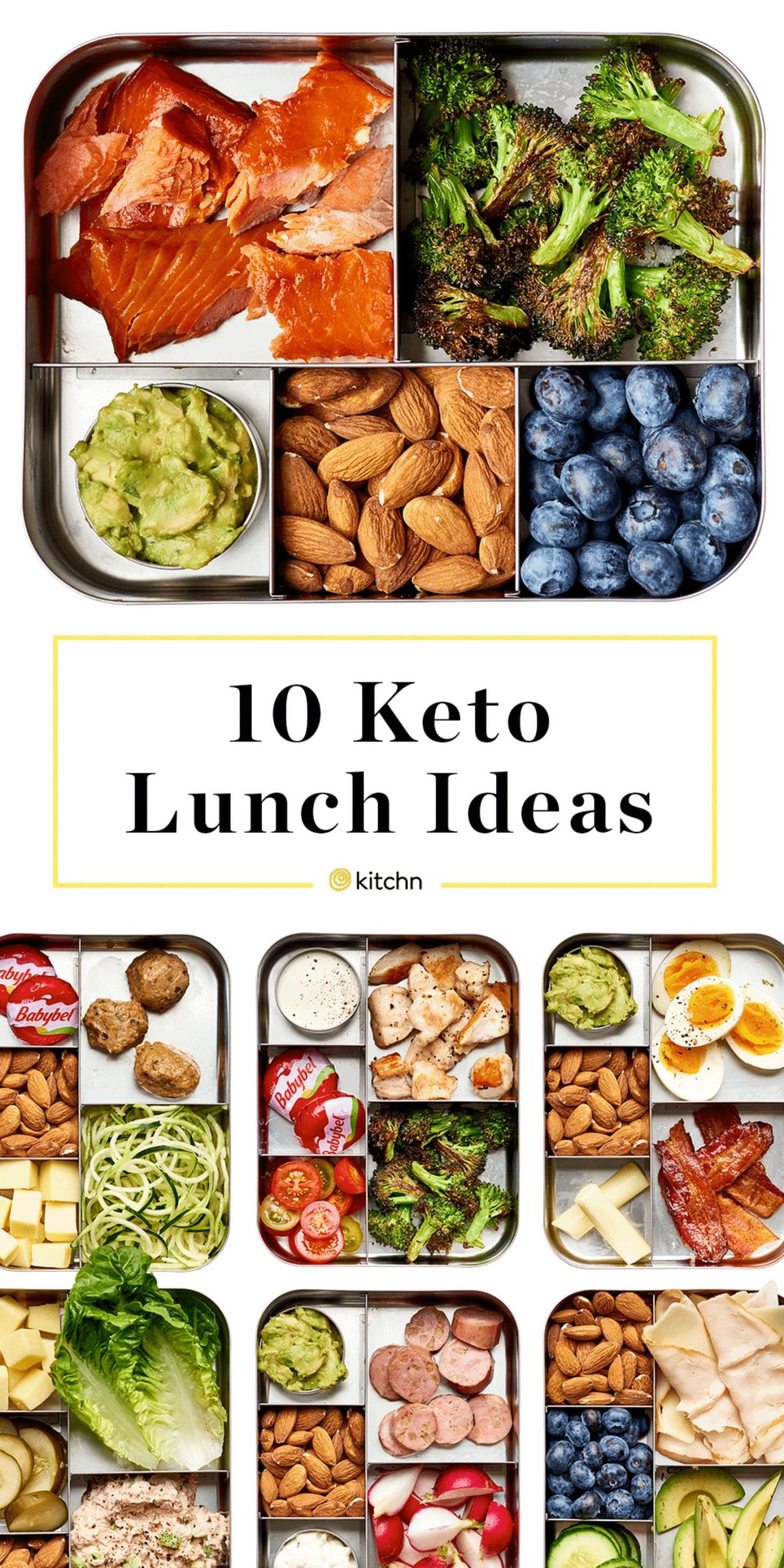 Ketosis Diet Lunch Ideas  10 Easy Keto Lunch Ideas with Net Carb Counts
