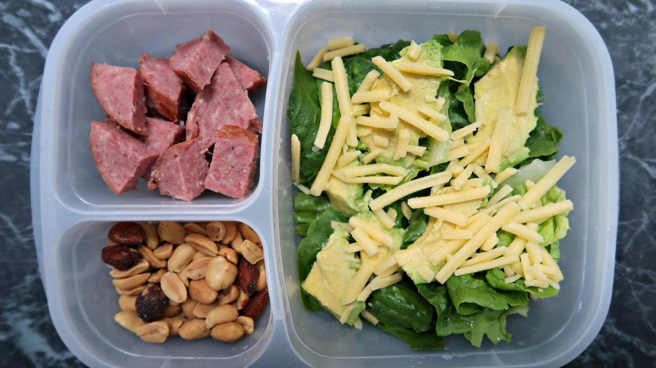Ketosis Diet Lunch Ideas  Keto Packed Lunch Ideas low carb ketogenic t lunches