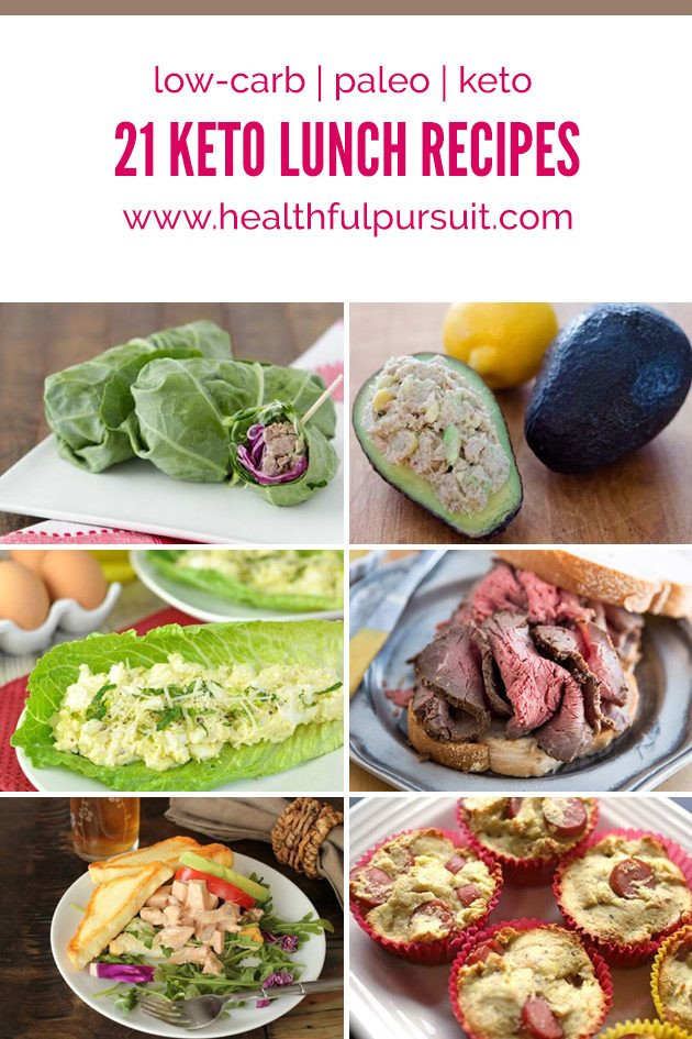 Ketosis Diet Lunch Ideas  21 Keto Lunches