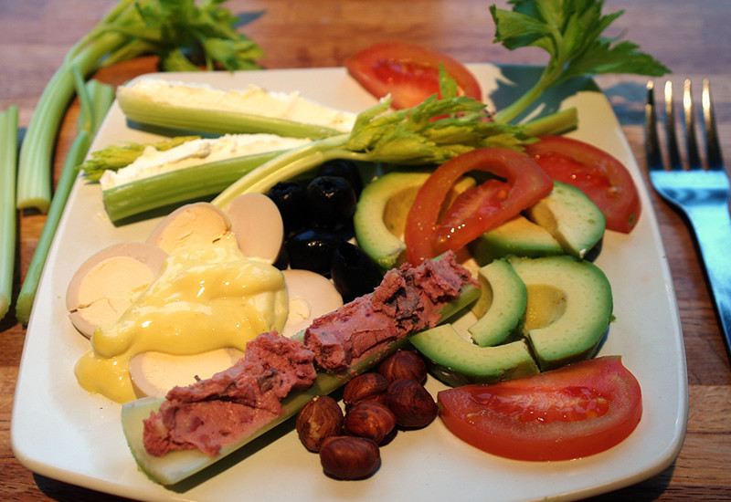 Ketosis Diet Lunch Ideas  3 1 Keto Lunches