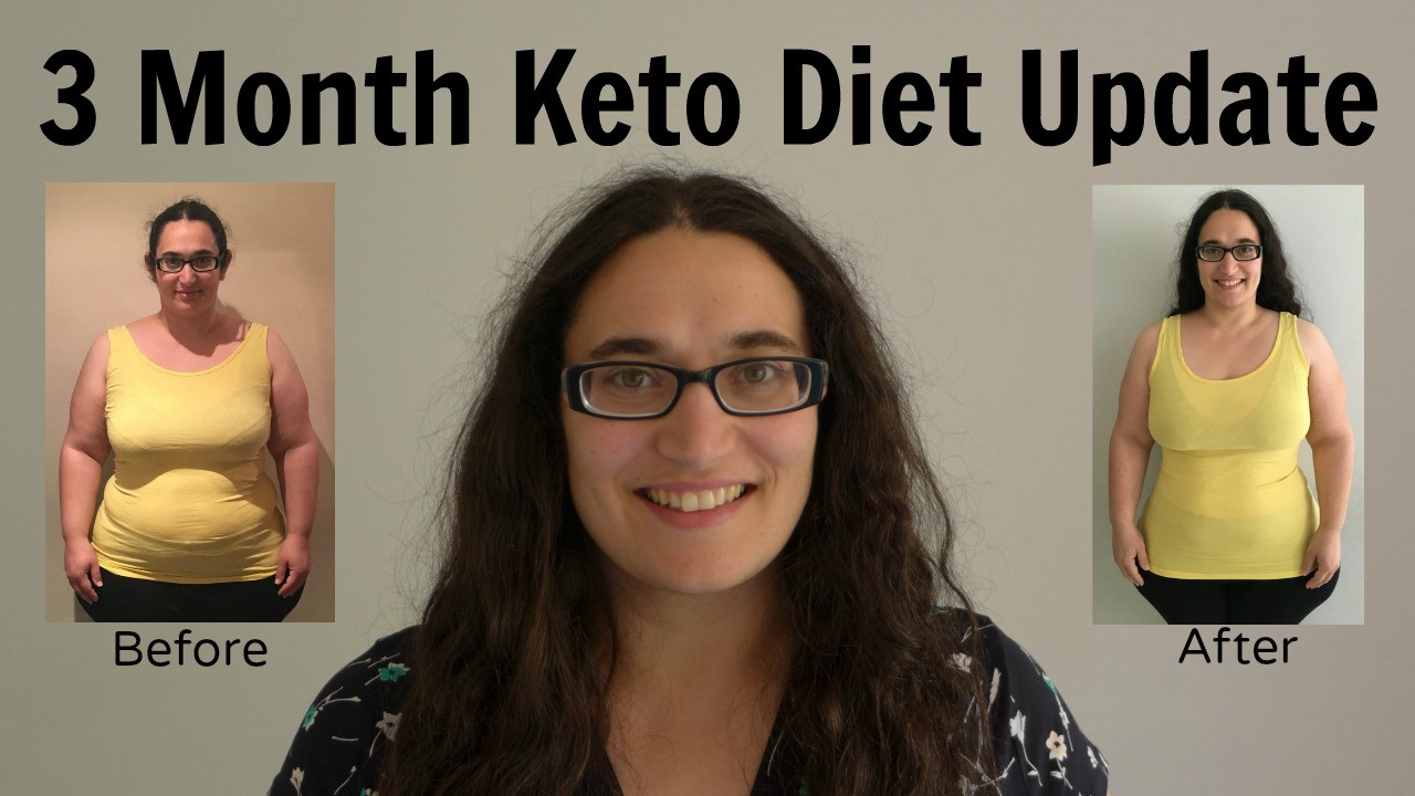 Ketosis Diet Results  3 Month Ketogenic Diet Weight Loss Update