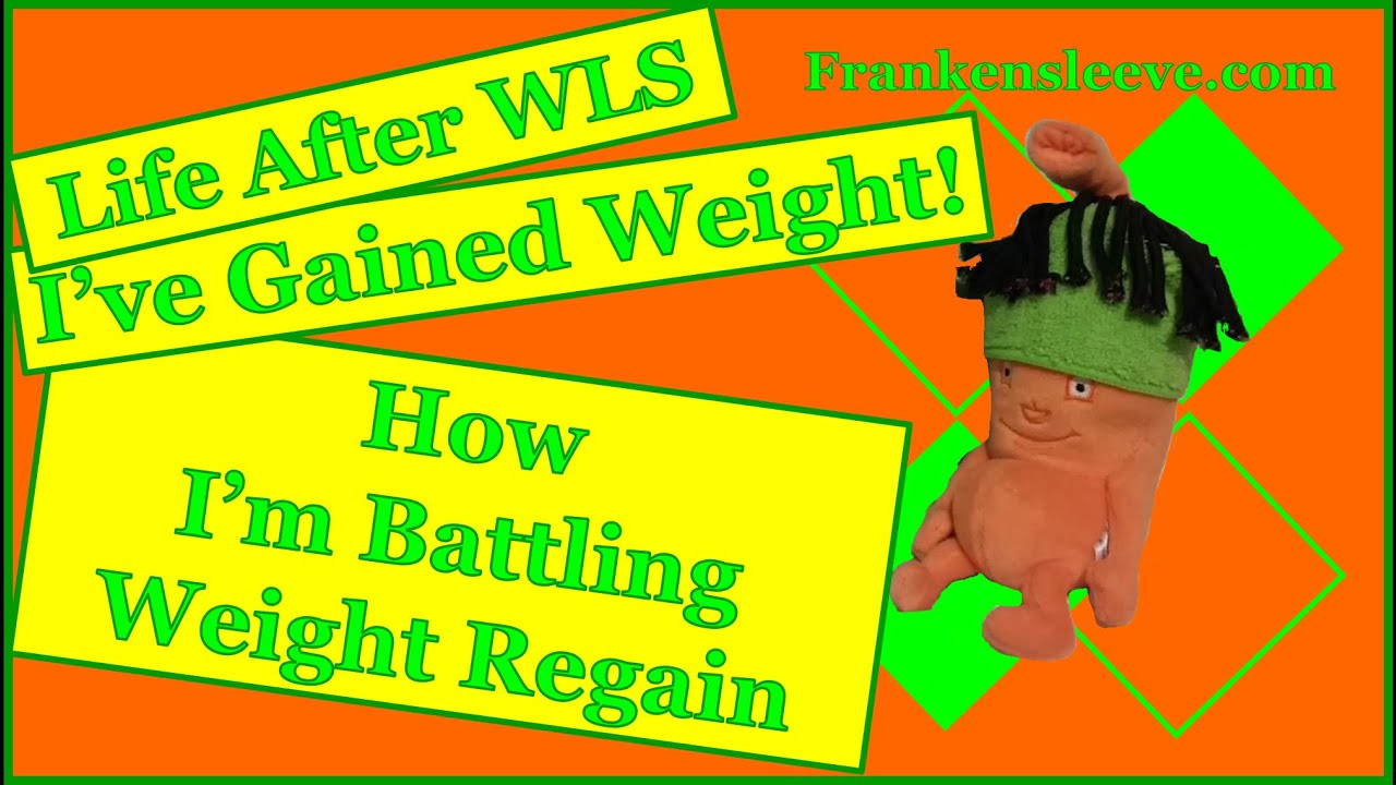 Life After Weight Loss Surgery  Life After Weight Loss Surgery How I m Battling Weight