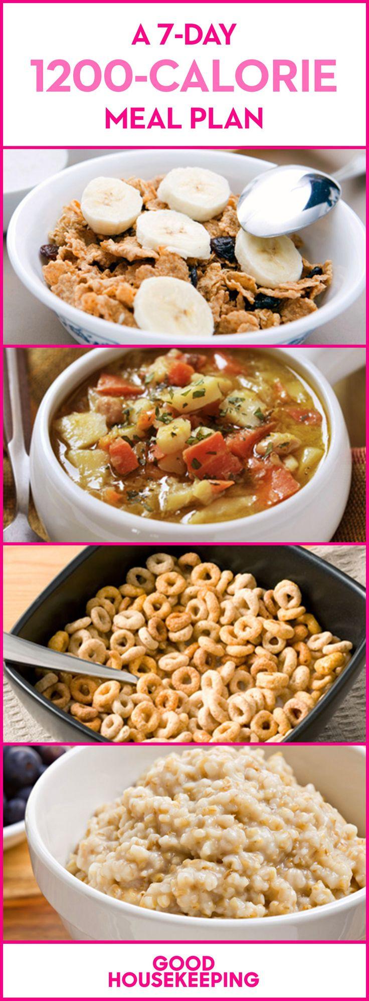 Low Calorie Diet Meals  A 7 Day 1 200 Calorie Meal Plan