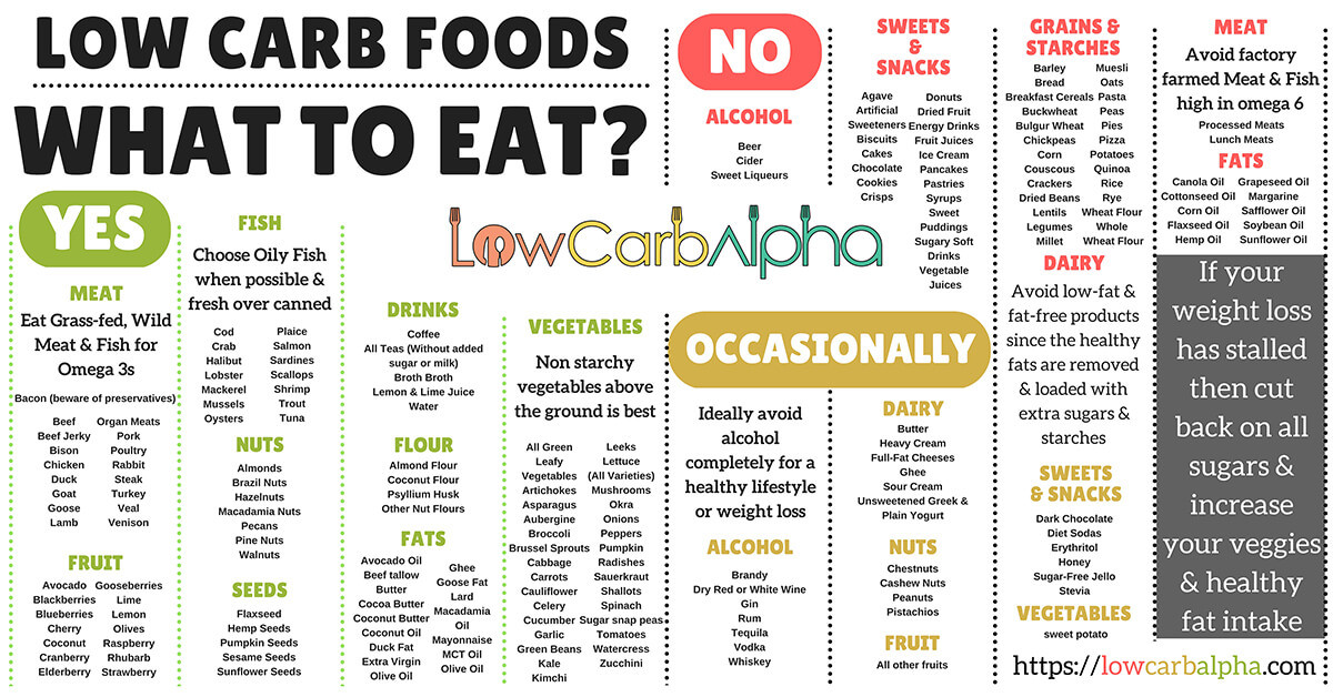 Low Carb Diet Not Keto  Ketogenic Diet Lifestyle and Guide to Ketosis