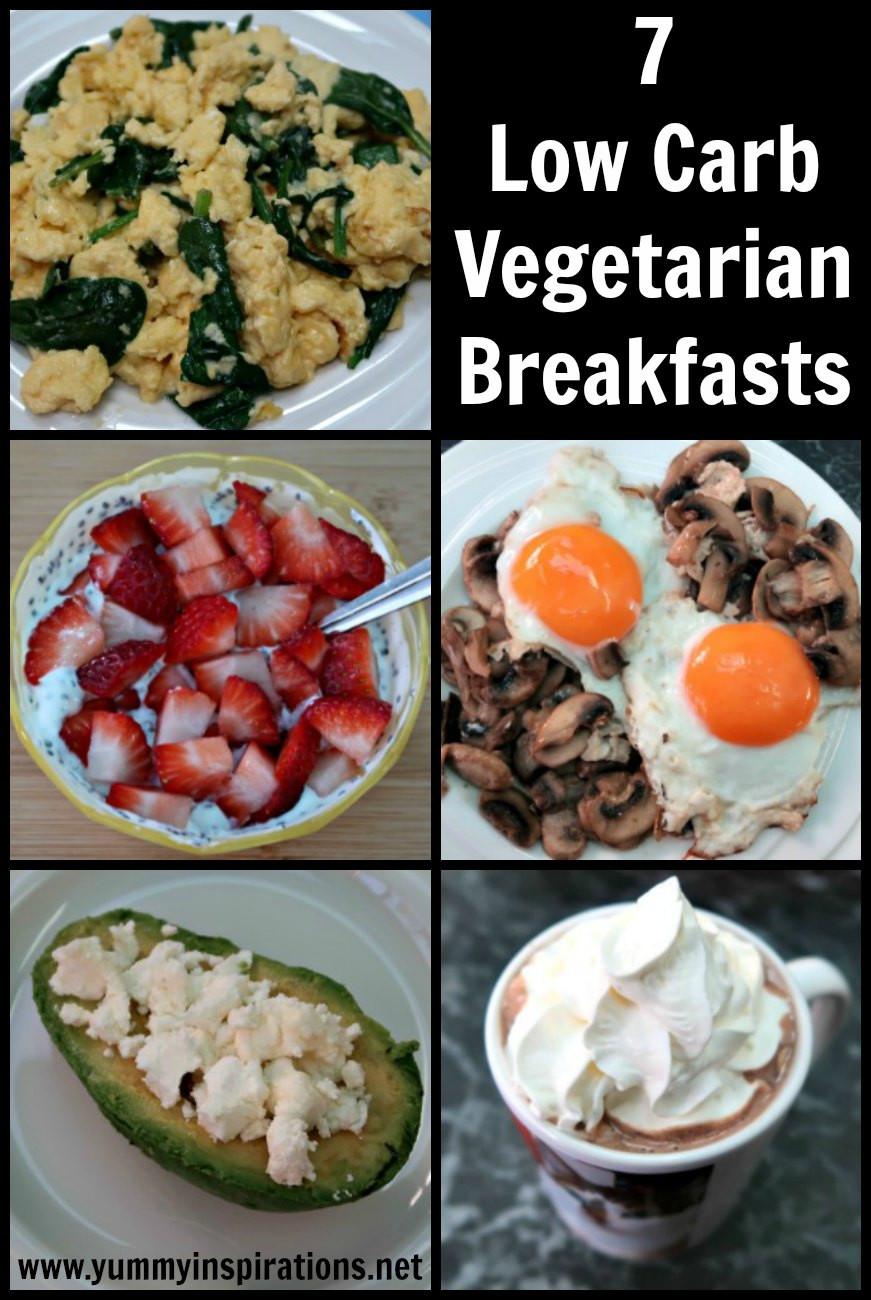 Low Carb Diet Vegetarian  7 Keto Ve arian Breakfast Recipes Easy Low Carb Breakfasts