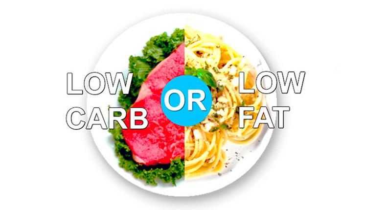Low Carb Low Fat Diet  Which Diet Works Best Maik Wiedenbach