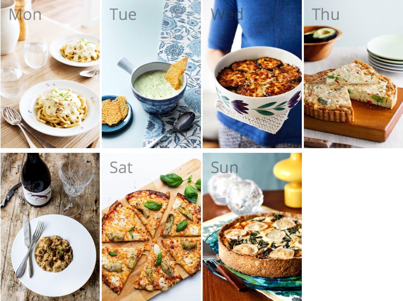 Low Carb Vegan Diet Plan  6 meal plan Ve arian low carb Diet Doctor
