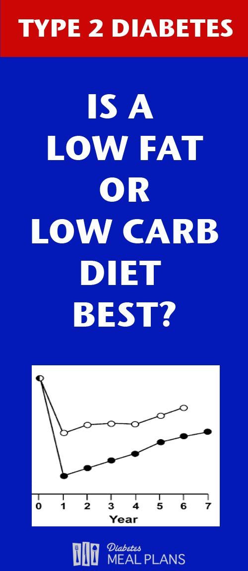 Low Fat Diet For Diabetics  Pin on Health and Diet