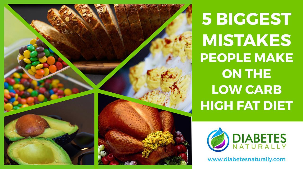 Low Fat Diet For Diabetics  DiabetesNaturally Home