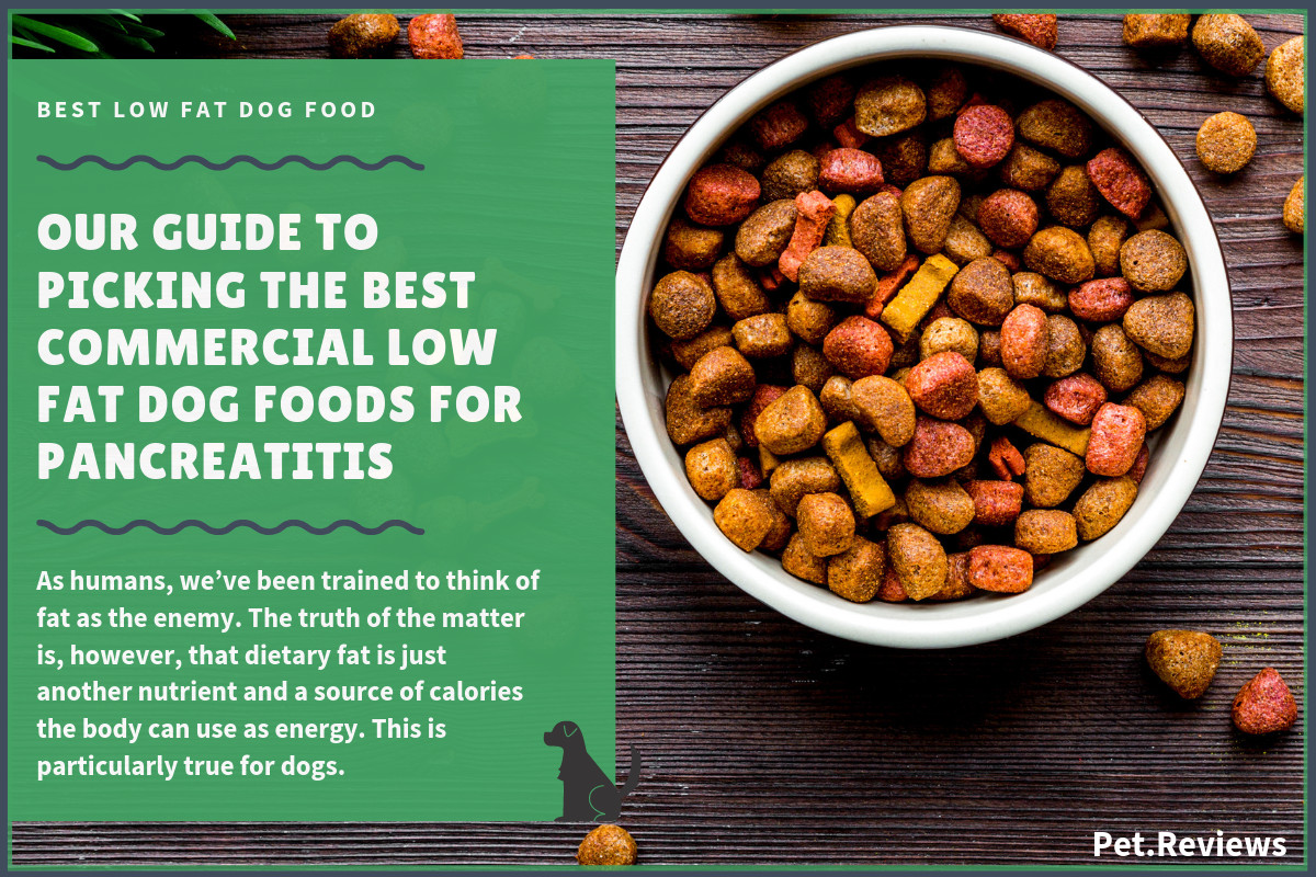 Low Fat Diet For Dogs  10 Best mercial Low Fat Dog Foods Canned & Dry for