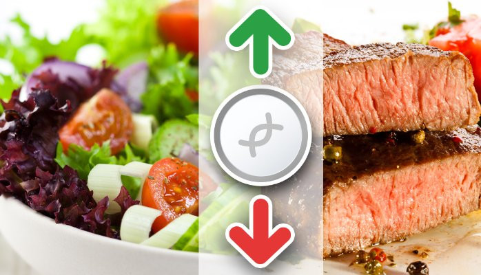 Low Fat Diet Losing Weight  Are Short Term Low Carb Diets Better for Losing Weight