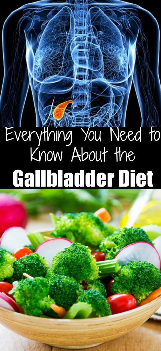 Low Fat Diet Plan For Gallbladder  Everything You Need to Know About the Gallbladder Diet