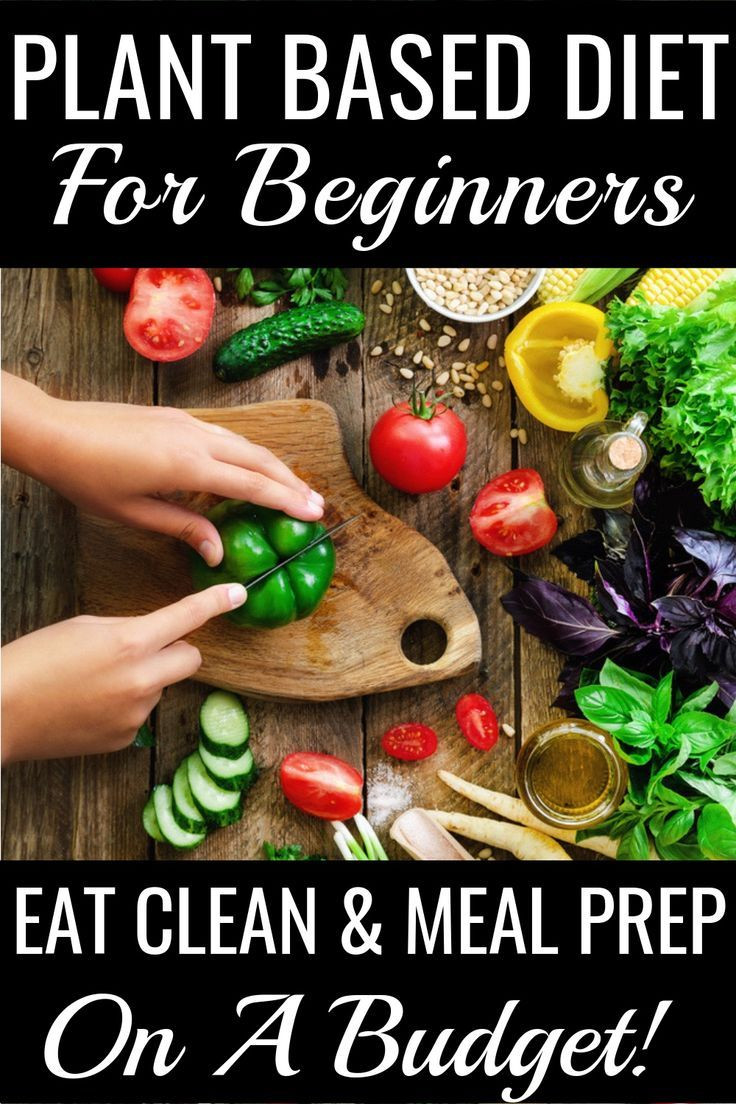 Plant Based Diet For Beginners Grocery Lists Easy Recipes  Plant Based Diet Meal Plan For Beginners 90 Plant Based