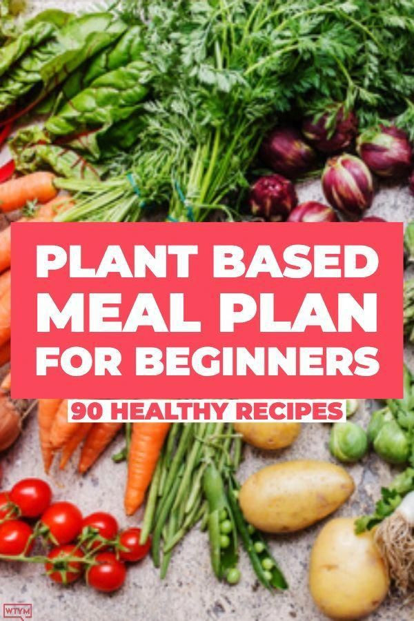 Plant Based Diet Meal Plan Recipes  Pin by Jessica Moreno on Plant based Recipes in 2020