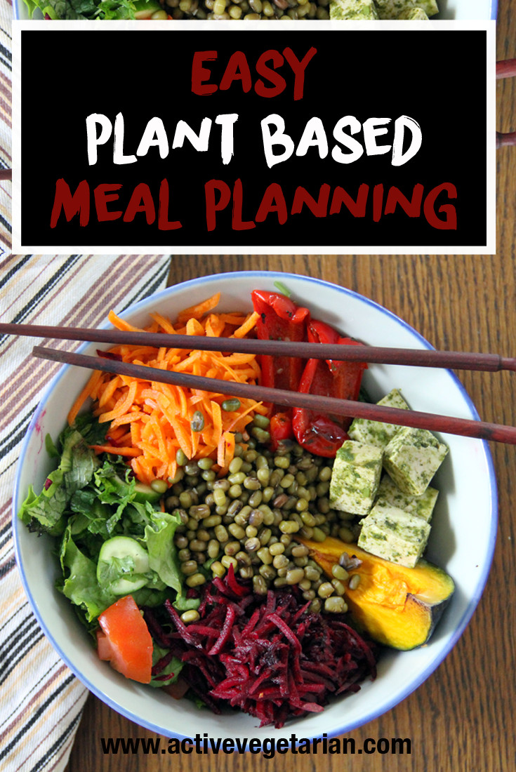 Plant Based Diet Meal Plan Recipes  Easy Plant Based Meal Planning
