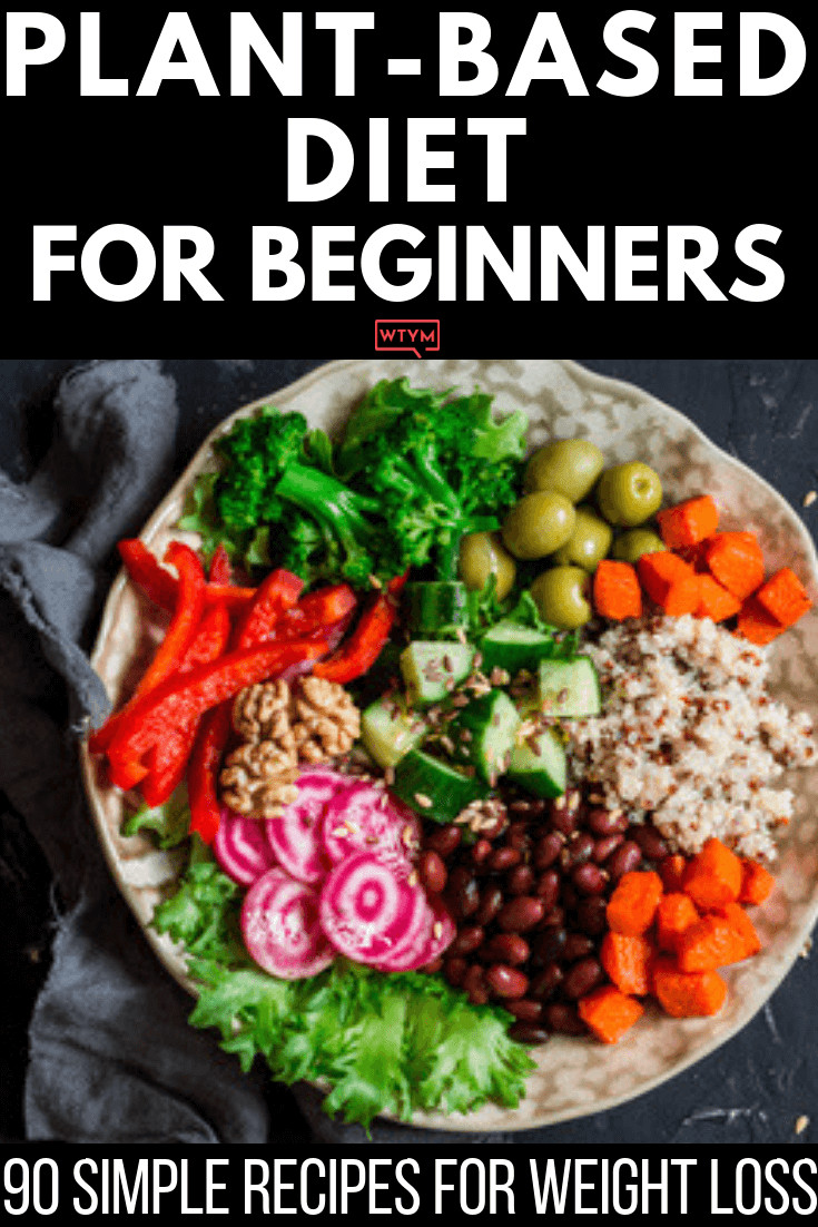 Plant Based Diet Meal Plan Recipes  Plant Based Diet Meal Plan For Beginners 21 Days of Whole