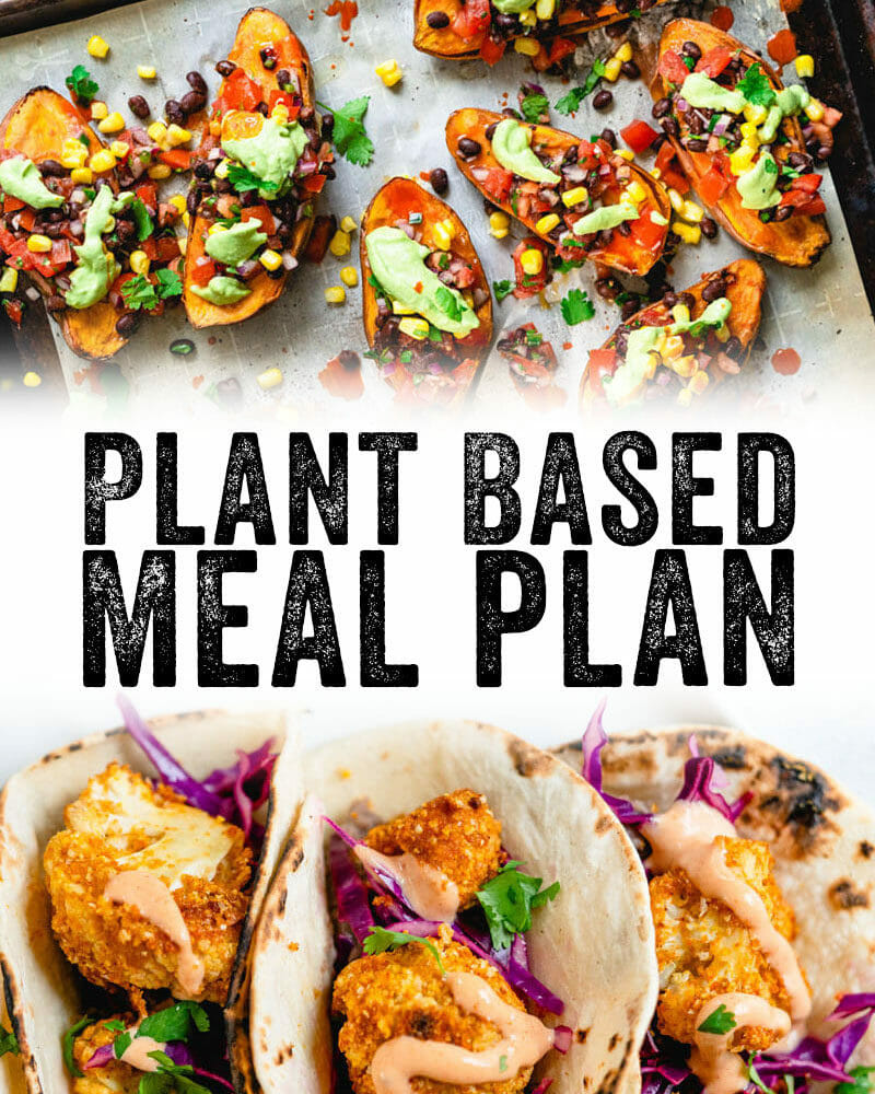 Plant Based Diet Meal Plan Recipes  28 Day Plant Based Diet Meal Plan – A Couple Cooks