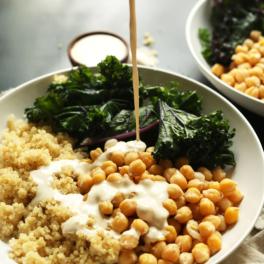 Plant Based Recipes Protein  14 High Protein Plant Based Dishes