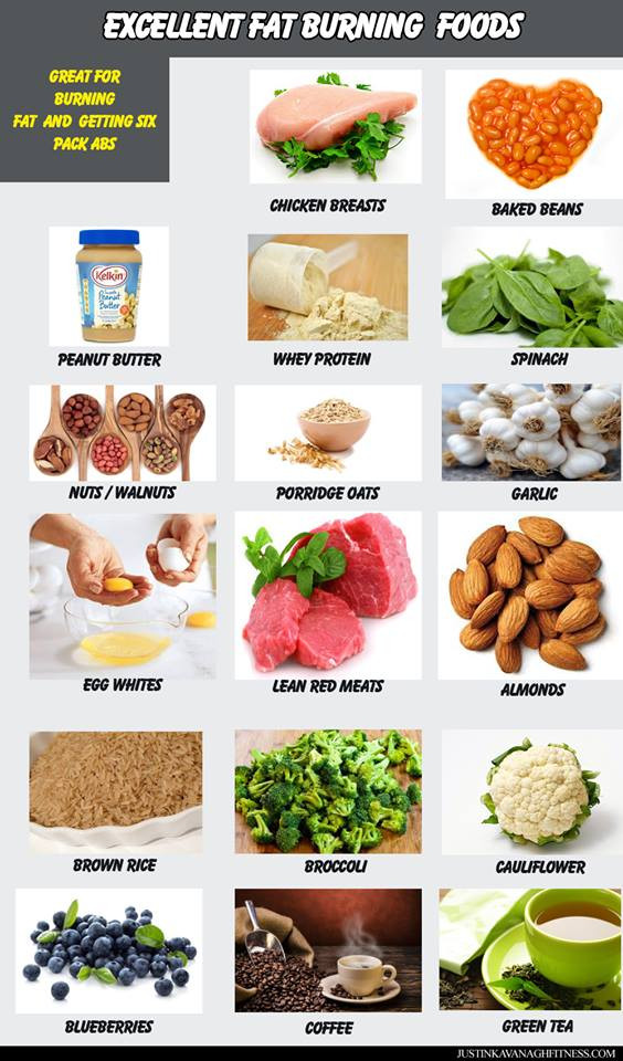 Quick Fat Burning Foods  I Never Count Calories Yet Can Still Stay In Shape All