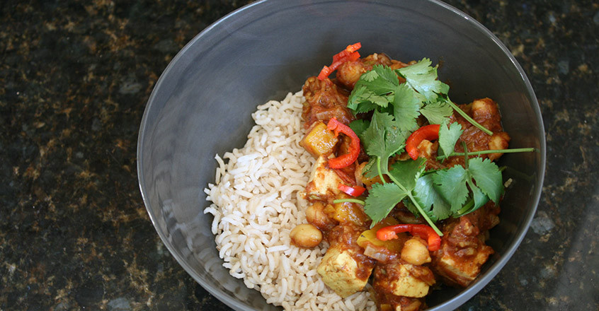 Quick Plant Based Recipes  Quick & Easy Plant Based Curry Plant Based Diet Recipe