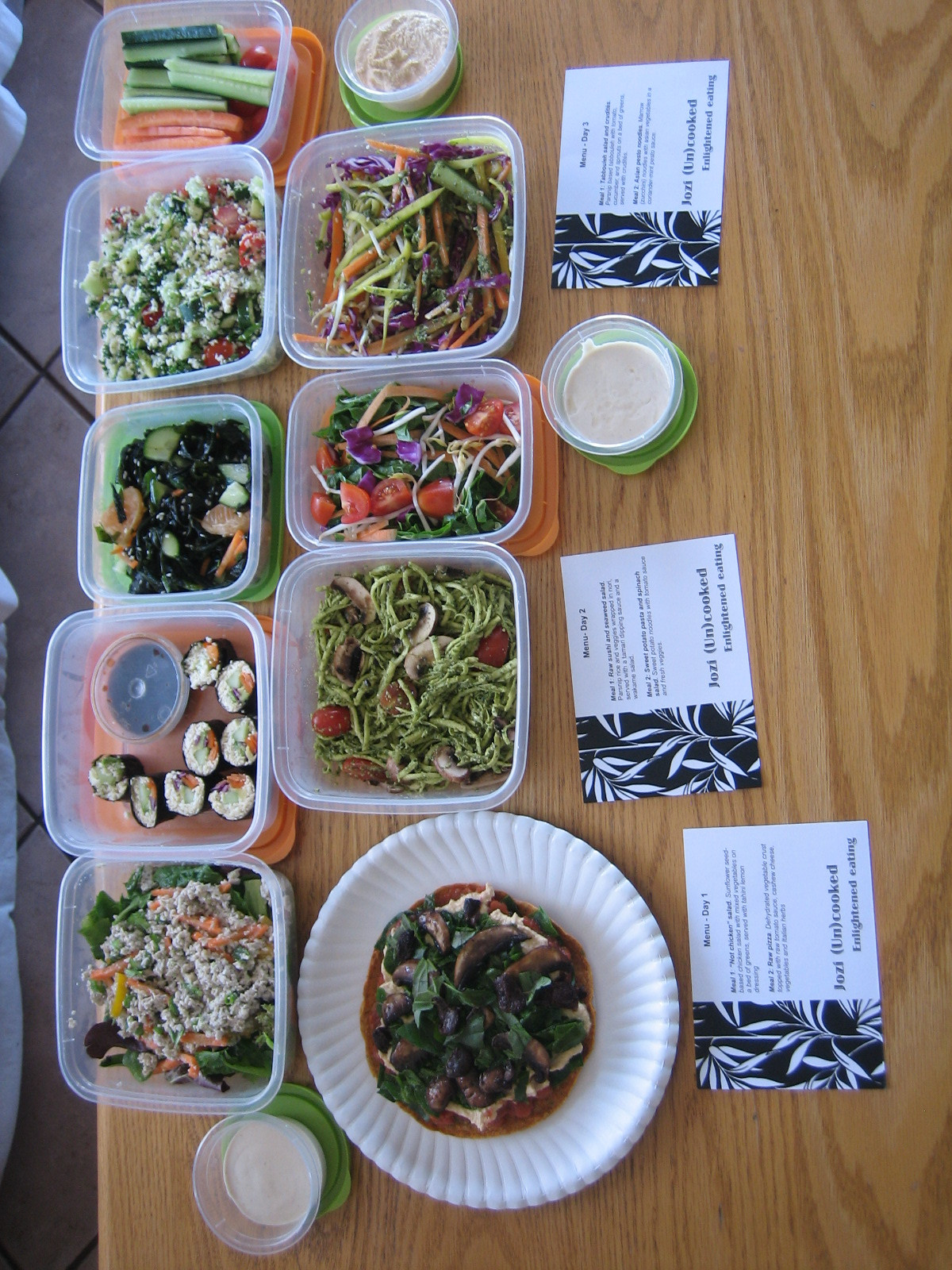 Raw Vegan Plan  raw food delivery johannesburg